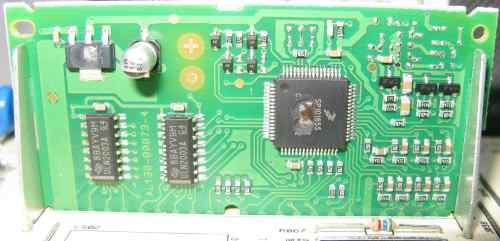 uszkodzony procesor